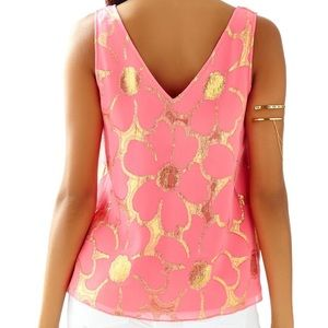 Lilly Pulitzer Cipriani Top